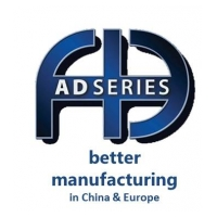 AD Series Displays Manufacturing Logo