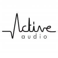 Active Audio Logo