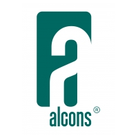 Alcons Audio Logo