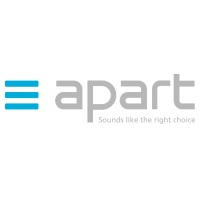 Apart Audio Logo