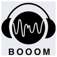 BOOOM Audio Logo
