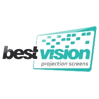 Best Vision Projection Screens Logo