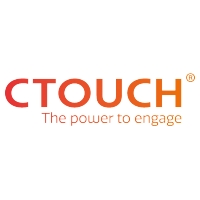 CTOUCH, The power to engage Logo