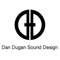 Dan Dugan Sound Design Logo