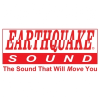 Earthquake Sound Logo