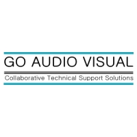 Go Audio Visual Logo