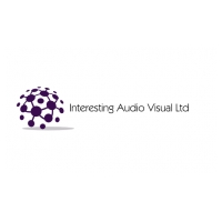 Interesting Audio Visual Logo