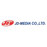 JD-MEDIA Co., LTD. Logo
