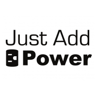 Just Add Power Ultra HD over IP Logo