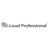 Loud Professional Logo