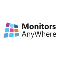 Monitors AnyWhere Logo