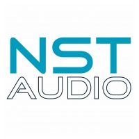 NST Audio Logo