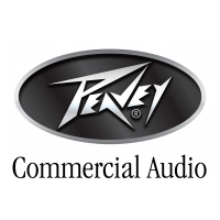 PEAVEY COMMERCIAL AUDIO Logo
