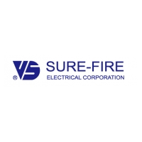 SURE-FIRE Electrical Corporation Logo