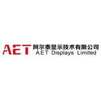 AET Displays Limited Logo