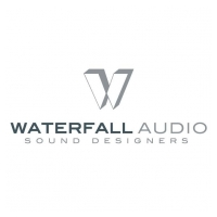 Waterfall Audio Logo