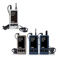 Two way TG-200 / TG-201 Digital UHF Tour Guide System