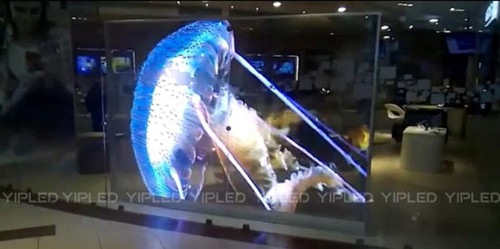 YIPLED Transparent LED Display