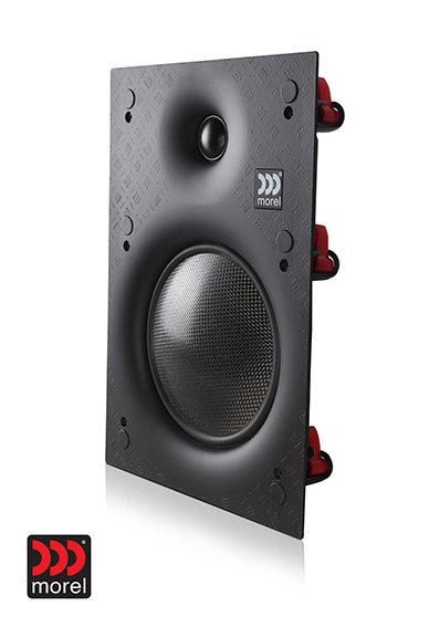"""Don't miss! Come listen to the new PowerSlim 1.55"""" depth architectural Hi-Fi speakers!"""