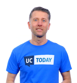 Rob Scott, Publisher, UC Today